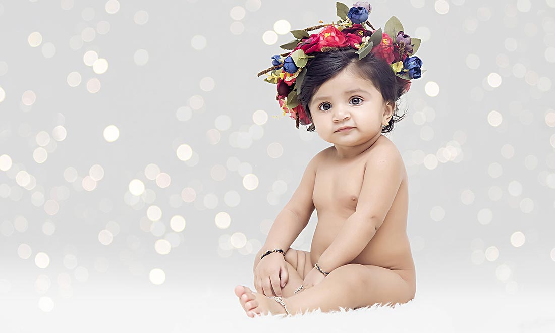 Infant, Toddler, Kids and Baby Photography in Hyderabad, India