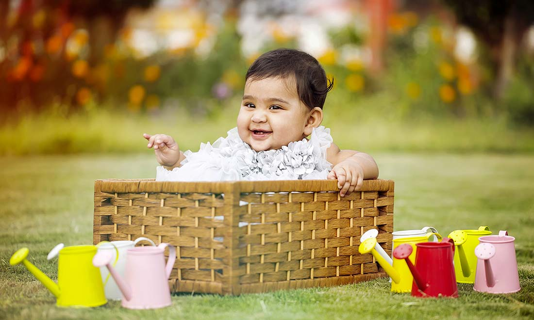 Outdoor Baby Photography Hyderabad