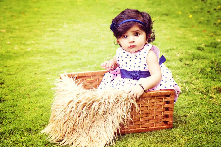 Baby Photography Hyderabad Jia