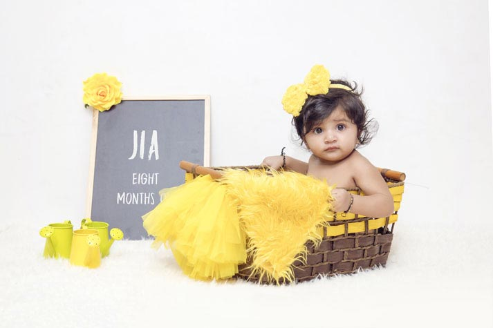 Baby Photography Props Hyderabad Jia