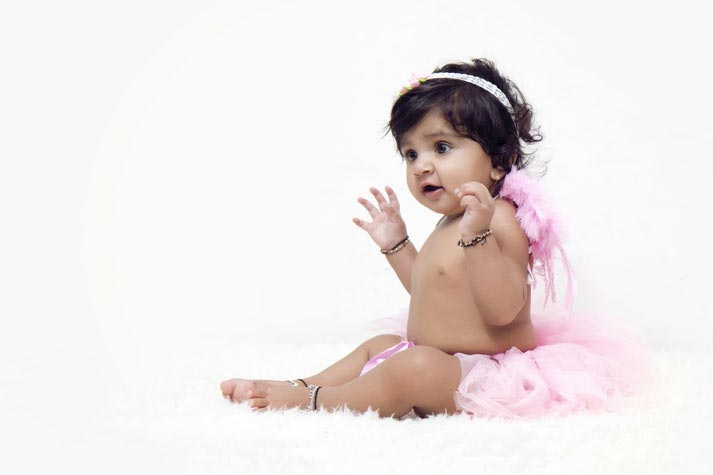 Baby Photography Angel Props Hyderabad Jia