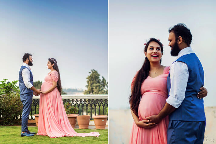 Maternity Pregnancy Photography Hyderabad India